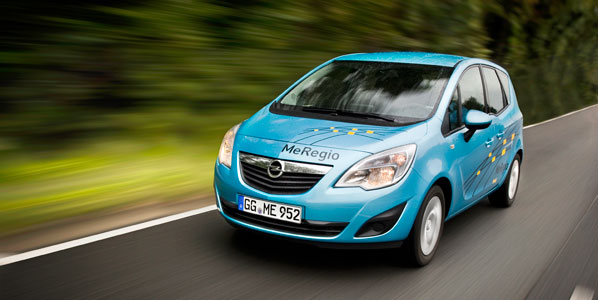 Opel Meriva, el monovolumen con menos averias