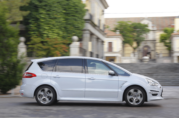 Ford S-Max 2.0 TDCi PowerShift