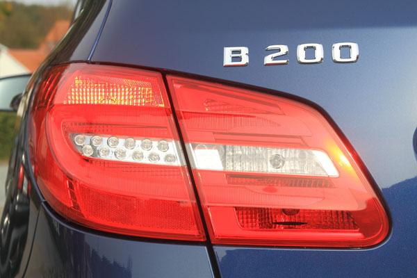 Al volante del nuevo Mercedes Clase B