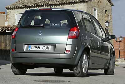 Renault Mégane Scénic 1.5 dCi