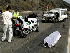 Rubalcaba achaca el aumento de accidentes a los motoristas