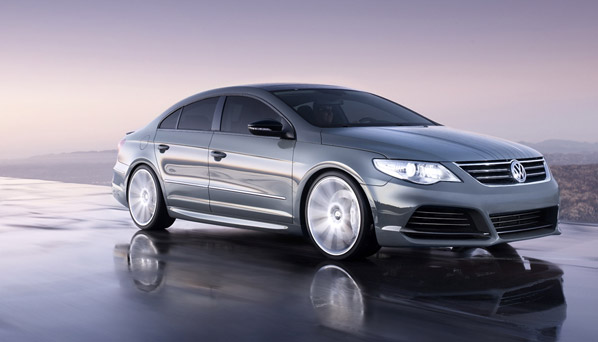 VW Passat CC Super Performance Concept
