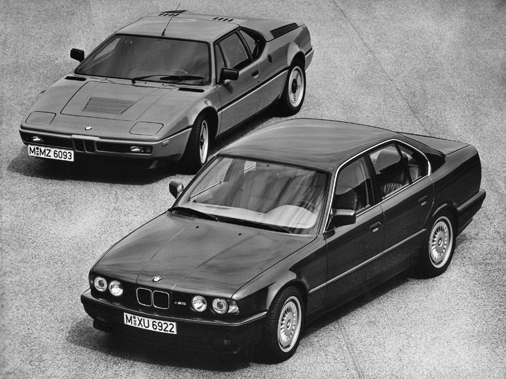 Aniversario del BMW M5