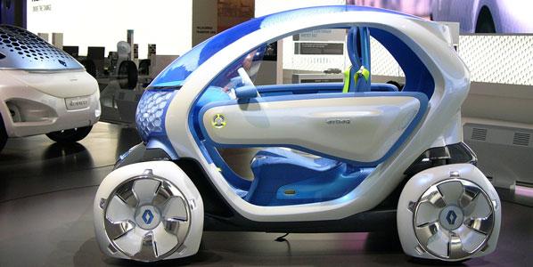 El biplaza eléctrico Twizy se fabricará en Valladolid