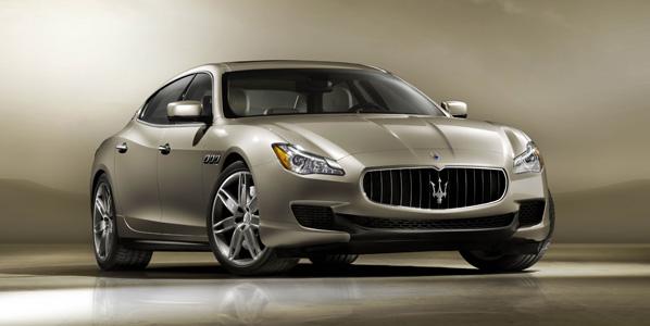 Nuevo Maserati Quattroporte 2013