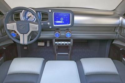 Detroit 2004: Honda SUT Concept Vehicle