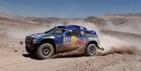 Dakar 2011: Sainz y Coma siguen al frente