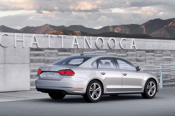 Volkswagen Passat americano