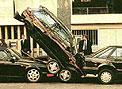 A la caza de aparcamiento.