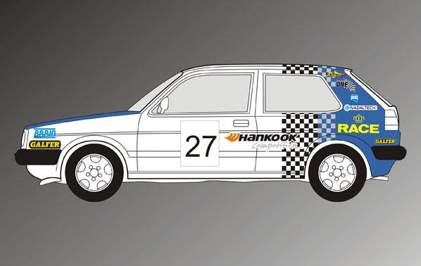 Challenge Copa Rally