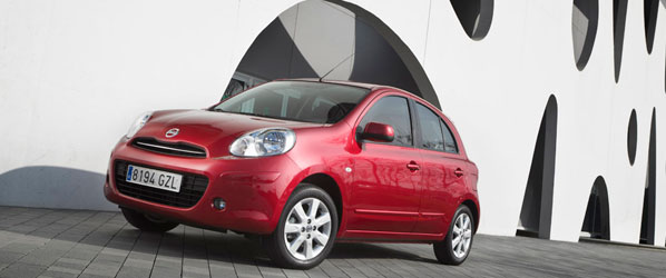 Nuevo Nissan Micra, desde 10.850 euros