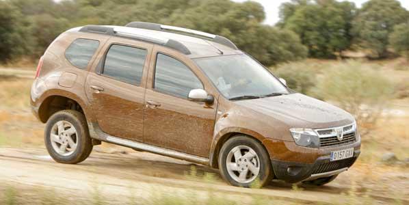 Dacia, la marca más fiable, según la OCU