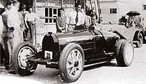 Evolución Bugatti