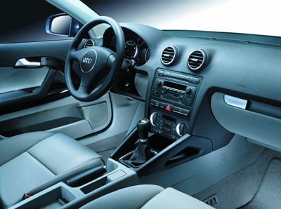 Nuevo Audi A3 2003