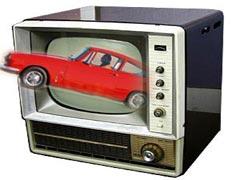 La televisión del motor