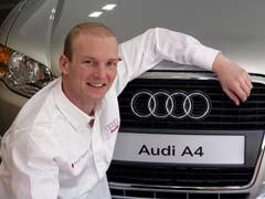 Alexandre Premat, con Audi en el DTM