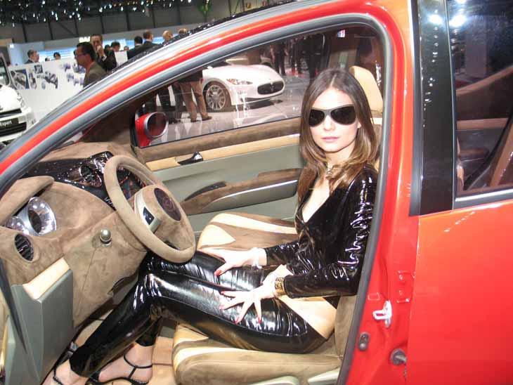Chicas en Ginebra 2007