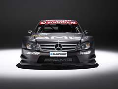 Nuevo Mercedes Clase C DTM