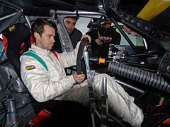 Tiago Monteiro, con Seat en el WTCC