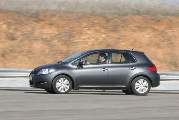 Toyota Auris Luna Plus