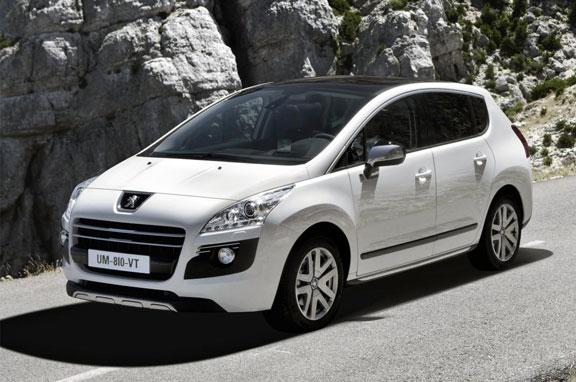 Peugeot 3008 Hybrid4 Diesel híbrido