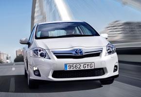 Toyota Auris HSD Advance