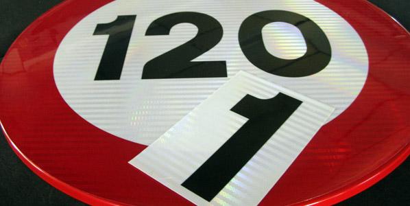 Gobierno: se volverá a los 120 km/h