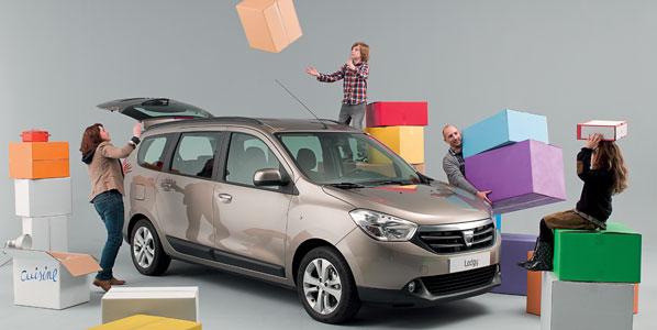 Dacia Lodgy, el monovolumen más barato