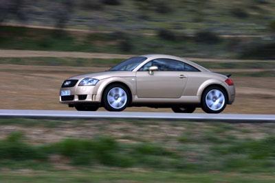 Audi TT DSG I