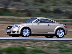 Audi TT Coupé 3.2 quattro DSG