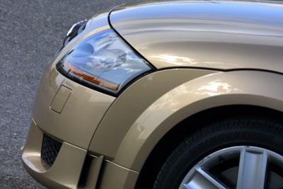 Audi TT DSG II