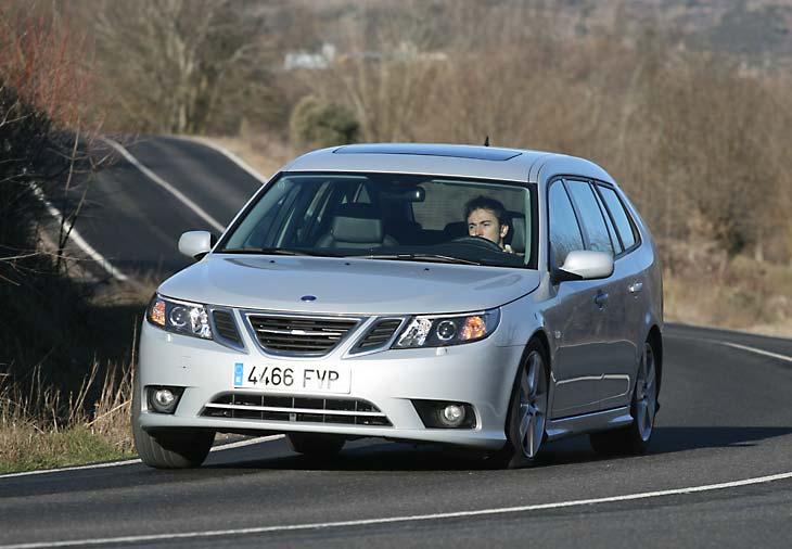 Compa Saab/Toyota