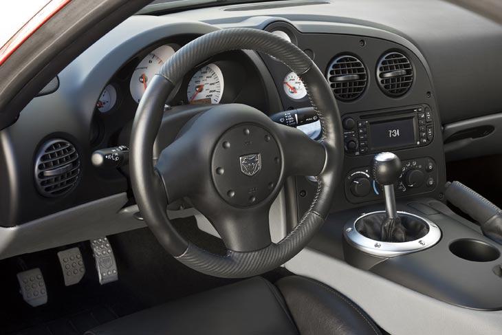Dodge Viper SRT10 600 cv