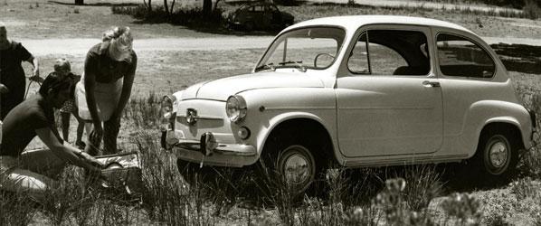 Seat 600D, el coche de 1961