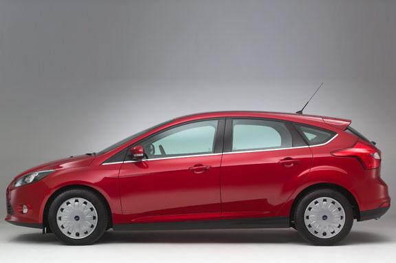Nuevo Ford Focus ECOnetic
