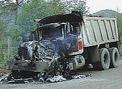 El Gobierno no actuará contra los accidentes laborales en carretera