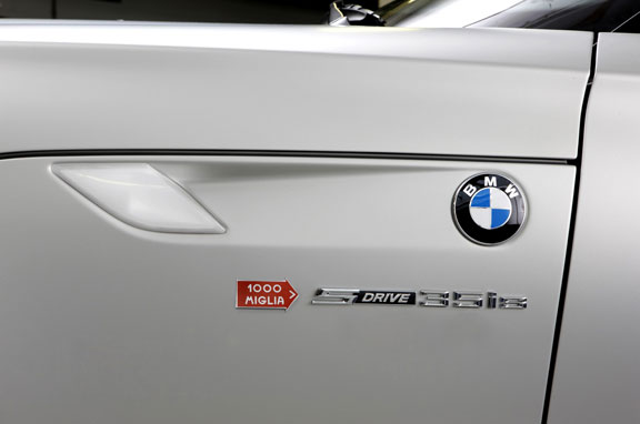 BMW Z4 sDrive 35is Mille Miglia Limited Edition