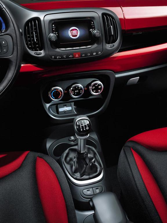 Fiat 500 L, el 50 para la familia