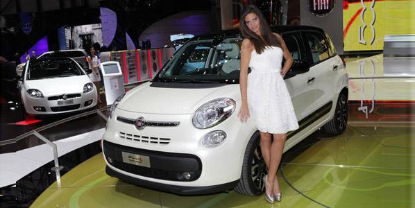 Fiat 500 L, el 500 más familiar