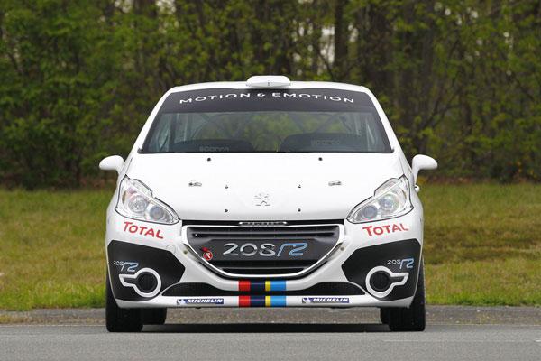 Peugeot 208 R2, nueva era en los Rallies
