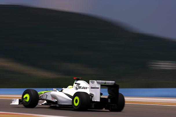 Sexta victoria de Jenson Button