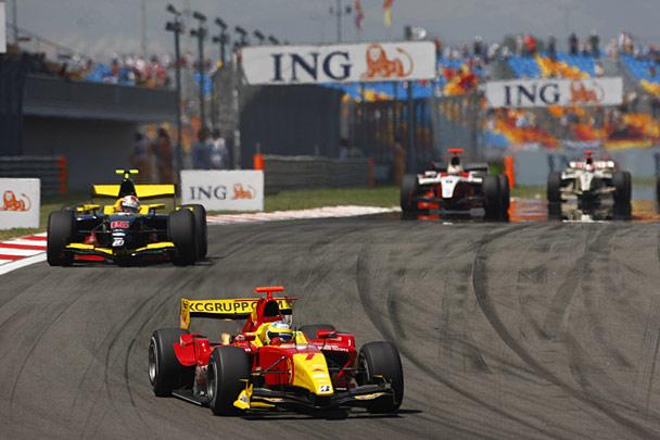 Lucas di Grassi ganó la segunda carrera