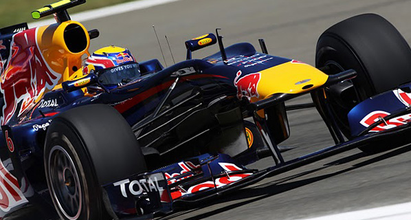 Red Bull renueva a Mark Webber