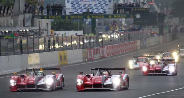 Previo de las 24 Horas de Le Mans 2011