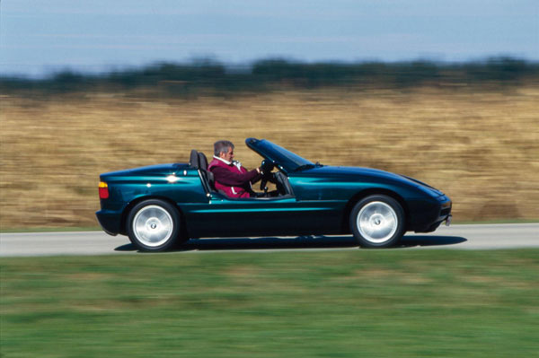 BMW Z1 25 aniversario