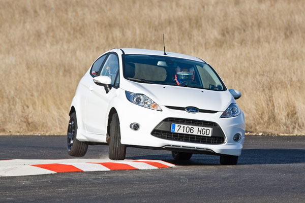 Ford Fiesta vs Suzuki Swift