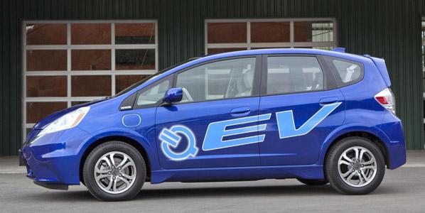 Honda Jazz EV eléctrico, a la venta en verano