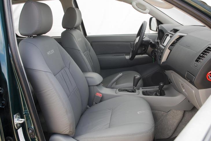 Toyota Hi - Lux 3.0 D4 - D VX Aut.