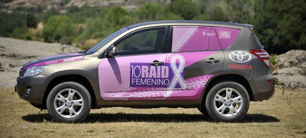 X Raid Femenino Toyota