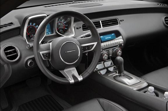 Chevrolet Camaro en España